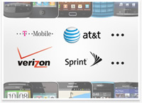 Cell Phone Data Transfer, phone to phone transfer - Different network