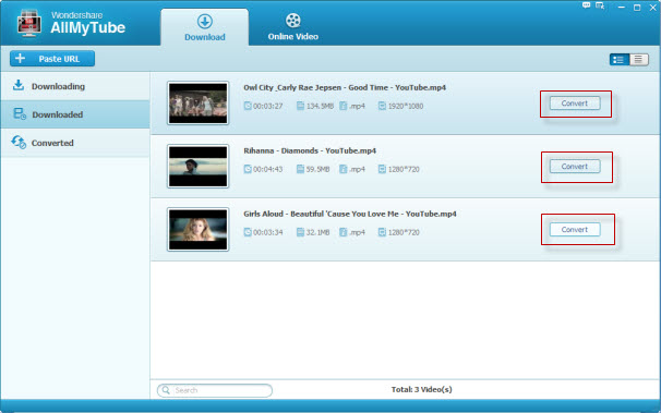 YouTube Downloader, download youtube video free - screenshot2