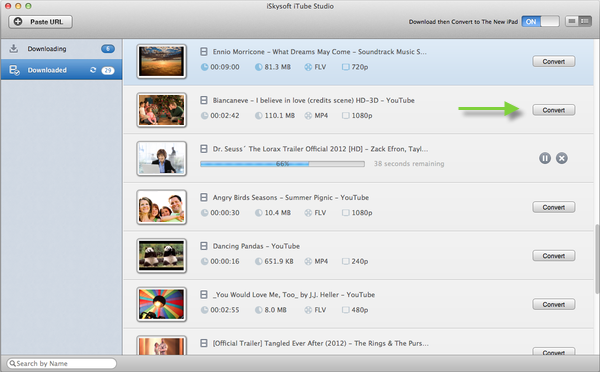 Mac YouTube Downloader, download youtube video free on Mac - screenshot2